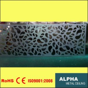 Aluminum Outdoor Exterior Ornamental Engraving Carved Cladding pictures & photos