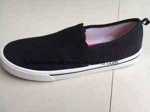 Latest Cheap Good Quality Casual Canvas Shoes Stock Shoes (FF521-3) pictures & photos