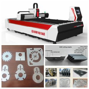 CNC Fiber Laser Cutting Machine for Metal Cutting pictures & photos