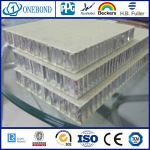 Fiberglass Honeycomb Panel for Composite of Stone pictures & photos