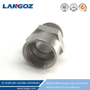 More Then 20 Years in Industry Die Casting Manufacturing