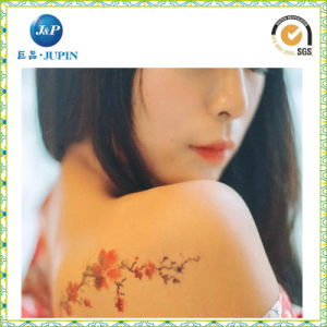 2016 Custom Fashion Design Water Transfer Tattoo Sticker (JP-TS077) pictures & photos