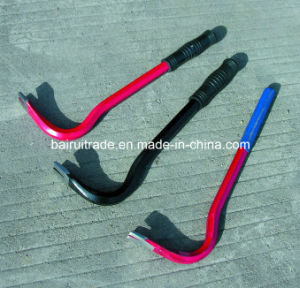 600 mm French Type Crowbar Wrecking Bars for China pictures & photos