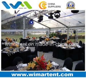 10m Luxury Transparent PVC Tent for Party and Ceremoney pictures & photos