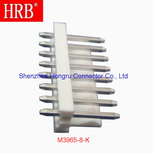 Nylon Material Vertical Header Connector Pinheader pictures & photos