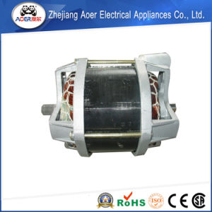 AC Single-Phase Running Capacitor 230V Electric Aluminum Motor pictures & photos