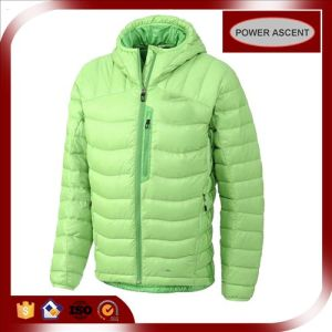 2015 Mens Brand Technical Ultra Light Winter Down Jacket pictures & photos