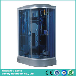 Newest Design Tempered Glass Shower Cabin Room (LTS-2185L/R) pictures & photos