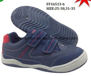 Fashion Children Sport Shoes Running Shoes Comfort Shoes Sneaker (FF16513-6) pictures & photos