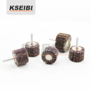 New Style Kseibi Flap Wheels with 6mm Shank pictures & photos