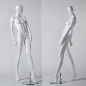 Fiberglass Full Body Female Mannequin for Window pictures & photos
