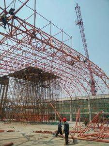 Steel Space Frame Roof Sport Hall Basketball Court Gym pictures & photos