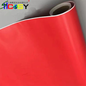 High Quality Adhesive Sticker Color Vinyl for Cutting Plotter pictures & photos