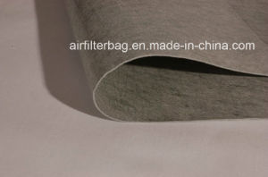 Polyester Oil&Water Resistance and Anti-Static Needle Felt/Filter Cloth (Air Filter) pictures & photos