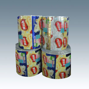 Flexible Packaging, Roll Film, Colorful pictures & photos