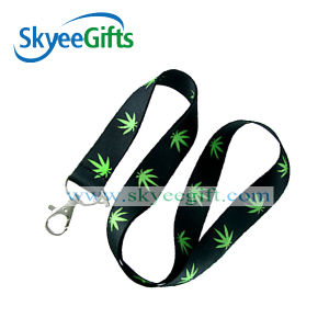 Green Plants Printed Neck Lanyards for Kids and Students pictures & photos