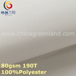 100%Polyester Pongee Dyeing Fabric for Clothes (GLLML300) pictures & photos