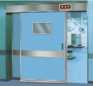 Steel Airtight Door/Panel Door Fire Door/Hospital Door pictures & photos