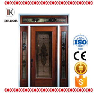 Finished Surface Finishing and Entry Doors Type Casement Door