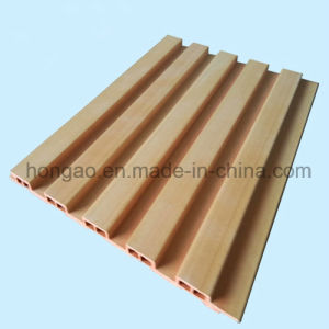 Eco-Friendly 150*8mm WPC (Wood Plastic Composite) Wall Panels