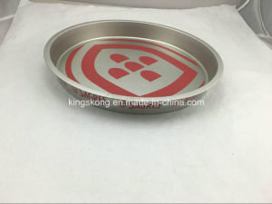 Newest Anti-Slip Custom Printed Wholesale Metal Serving Tray / Bar Tray pictures & photos