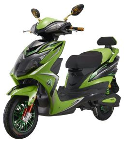60V/72V 20A Electric Motorcycle pictures & photos