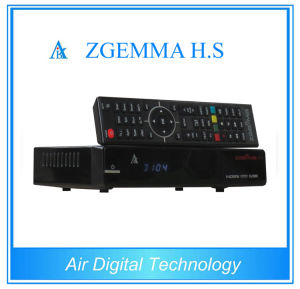 DVB S2 DVB S MPEG4 MPEG2 HD Satellite TV Box with Dual Core CPU Zgemma H. S pictures & photos