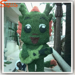 Customized Art Decoration Green Artificial Topiary Plant pictures & photos