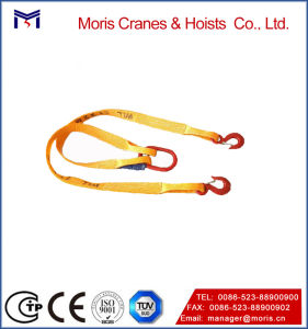 Multi-Use Ratchet Strap, Four-Leg Webbing Sling, Hook End pictures & photos