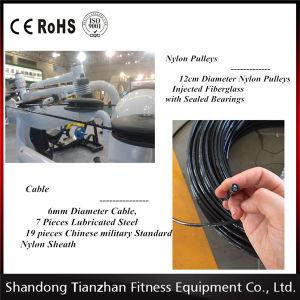 Hot Seller Gym Machine / Fitness Equipment / Tz-6044 Prone Leg Curl pictures & photos