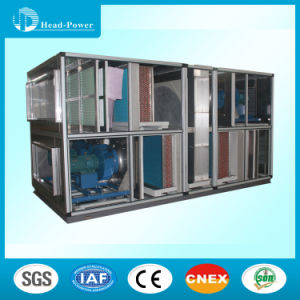 Clean Type Air Conditioning Wheel Heat Recovery Heat Exchanger Fresh Air Handling Unit pictures & photos