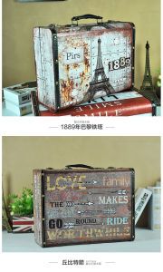 Hot Sale Antique Box Storage Box Set for Home Decor pictures & photos