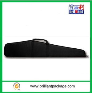 Black Scoped Rifle Case with Black Trim pictures & photos
