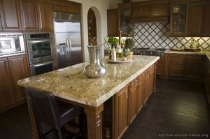 Dark Walnut Kitchen Cabinets (dw48) pictures & photos