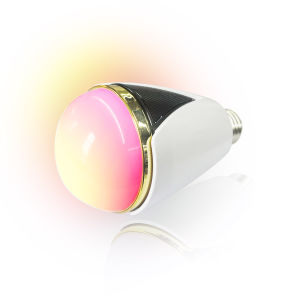 E26/ E27 Base Smart Bluetooth Speaker Fantastic Music LED Lamp with RGBW LED Lights pictures & photos