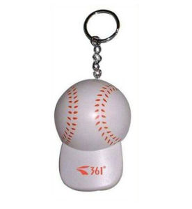 OEM Design Fashion Cute Hat Keychain pictures & photos