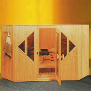 Monalisa Multi-Person Big Dry Sauna House (M-6002) pictures & photos