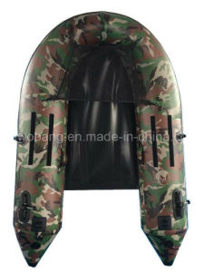 Small Light Camouflage Fishing Boat for Sale in Good Price pictures & photos