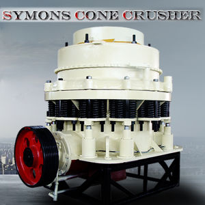 Mine Equipment-Symons Cone Crusher pictures & photos