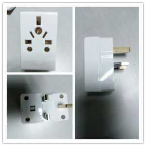 Multi Socket with Fuse 13 AMP 3 Pin pictures & photos