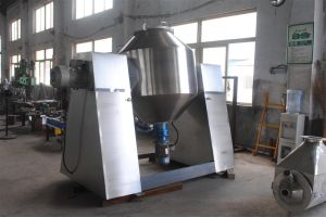 Double Cone Mixer for Powder Paint pictures & photos