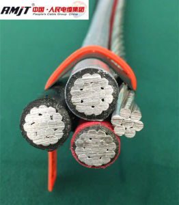 ASTM ABC Cable Aerial Bounded Cable XLPE Cable pictures & photos