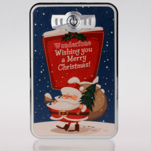 Manufacturer Christmas Gift Power Bank for Promotion Gift pictures & photos
