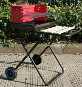 High Quality Camping Barbecue Grill pictures & photos