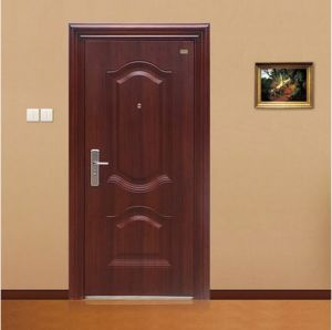 Security Door with Durable Quality and Nice Shape pictures & photos