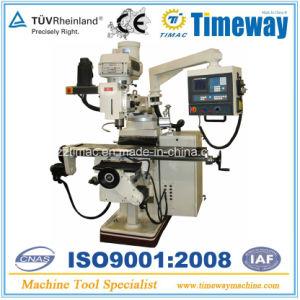 Economic Vertical Turret CNC Milling Machine pictures & photos
