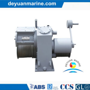 Electrical Life Boat Winch (DY010206) pictures & photos
