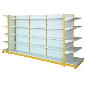Popular Metal Shelf for Sudan Market pictures & photos