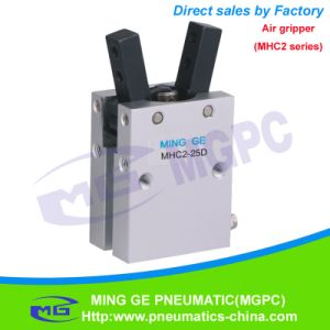 Pneumatic Air Gripper Machine Finger Cylinder (MHC2-25) pictures & photos