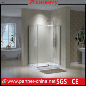 Fashion Shower Screen Aluminum Profile Easy to Install pictures & photos